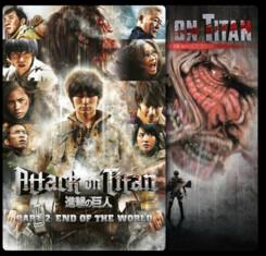 Attack on Titan Filmreihe