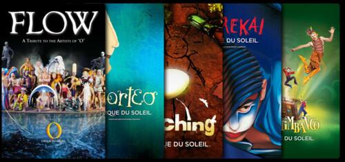 Cirque du Soleil Collection