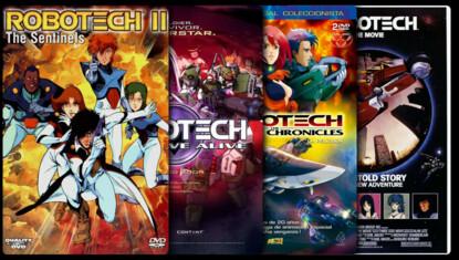 Robotech Collection