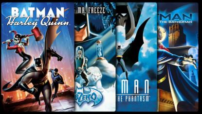 Batman (DC Universe Animated) - Saga