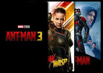Ant-Man - Saga
