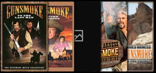 Rauchende Colts Filmreihe
