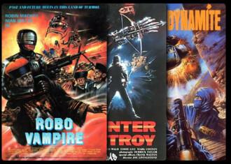 The Robo-Warrior Trilogy