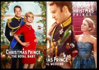 A Christmas Prince Collection