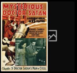 Mysterious Doctor Satan, The