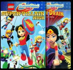 LEGO DC Super Héros Girls - Saga