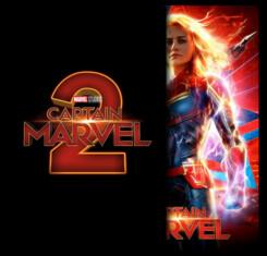 Captain Marvel Filmreihe