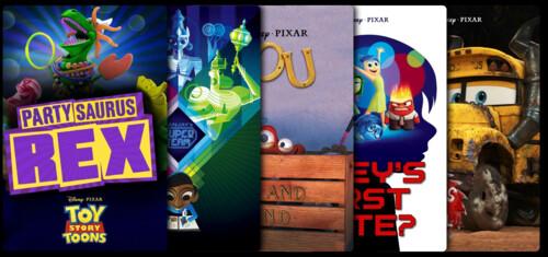 Pixar Short Films Collection - Volume 3