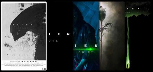 Alien 40th Anniversary Short Films