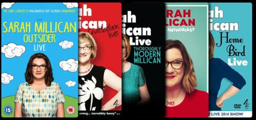 Sarah Millican Standup Collection