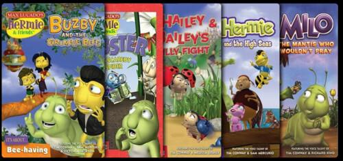 Max Lucado's Hermie & Friends Series