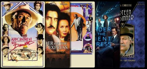 Hercule Poirot - Saga