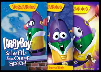 VeggieTales: Larry Boy Collection