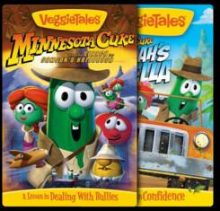 VeggieTales: Minnesota Cuke Collection