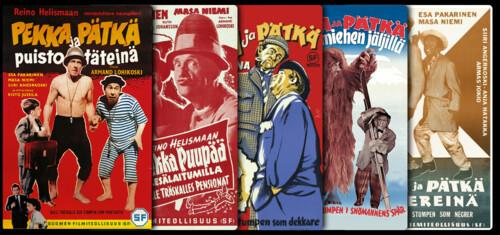 Pekka Puupää Collection