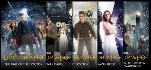 Doctor Who Christmas Collection