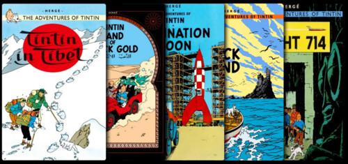 Les Aventures de Tintin - Saga