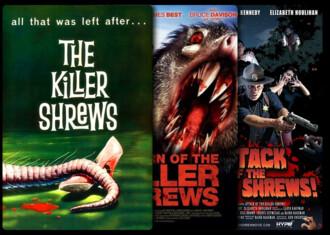 Killer Shrews Collection