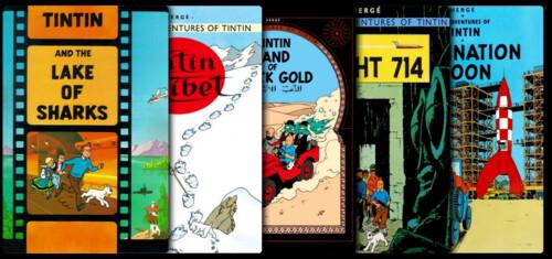 Les Aventures de Tintín - Col•lecció