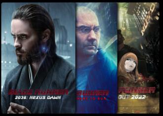 Blade Runner 2049 Prequel Short Film Collection