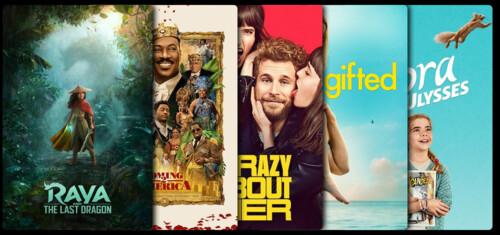 🍿 5 Ótimos Filmes Para Ver Esse Fim De Semana. (Mar 06, 2021)