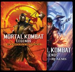 Mortal Kombat Legends Collection
