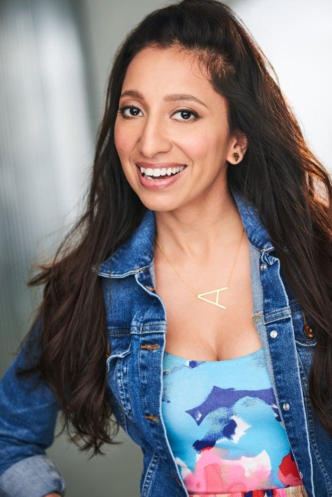 Angela Malhotra