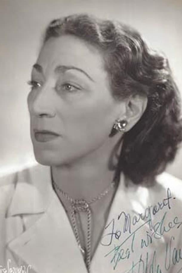 Hilda Vaughn