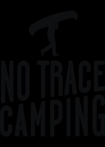 No Trace Camping