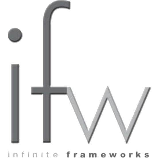 Infinite Frameworks