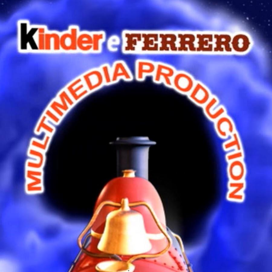 Kinder & Ferrero Multimedia Production