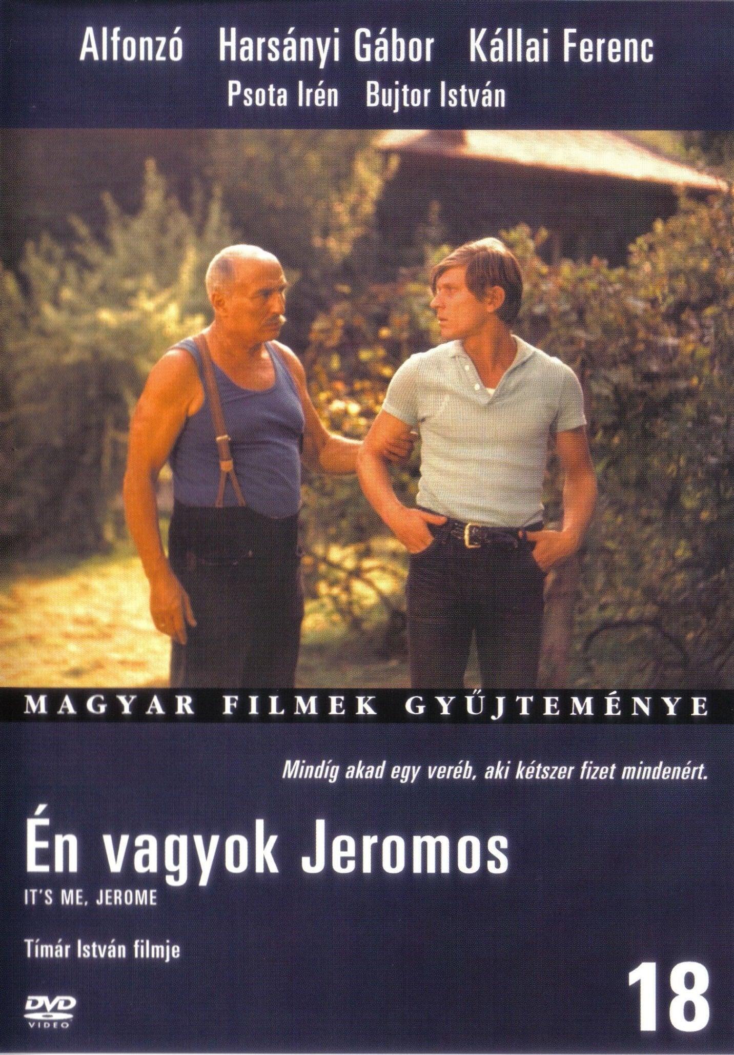 It's Me, Jerome