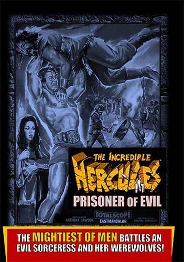 Hercules, Prisoner of Evil