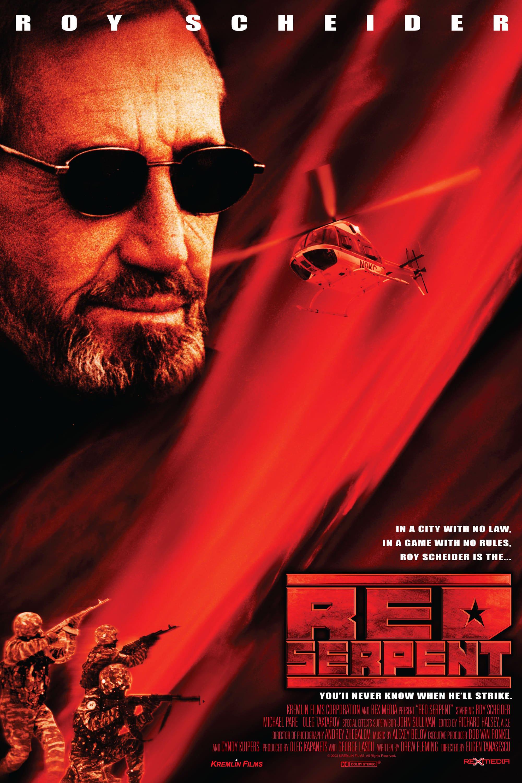 Serpente Vermelha