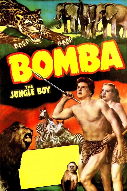 Bomba, the Jungle Boy