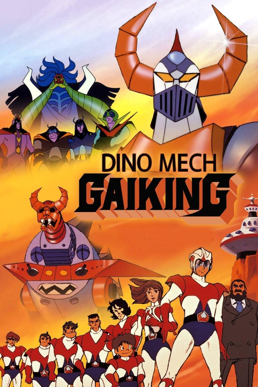 Dino Mech Gaiking