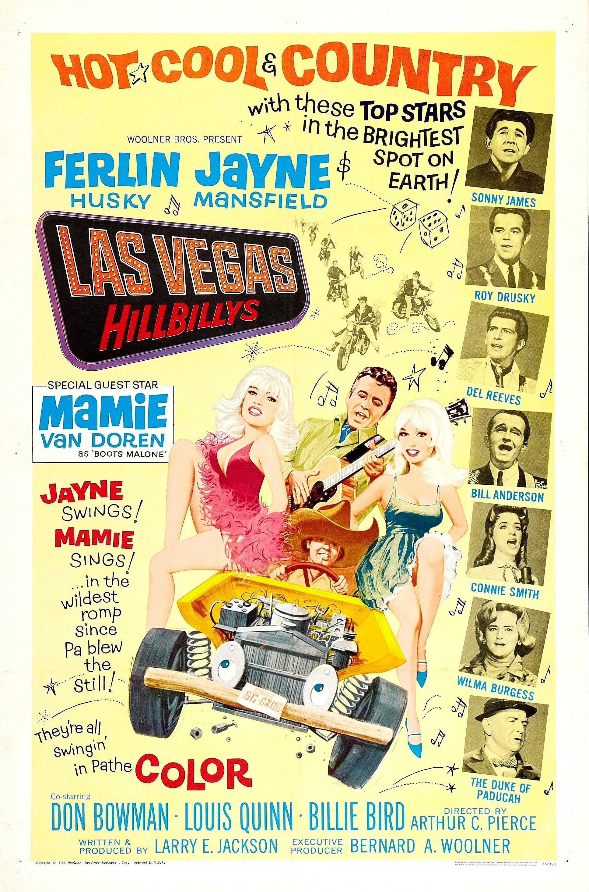 The Las Vegas Hillbillys