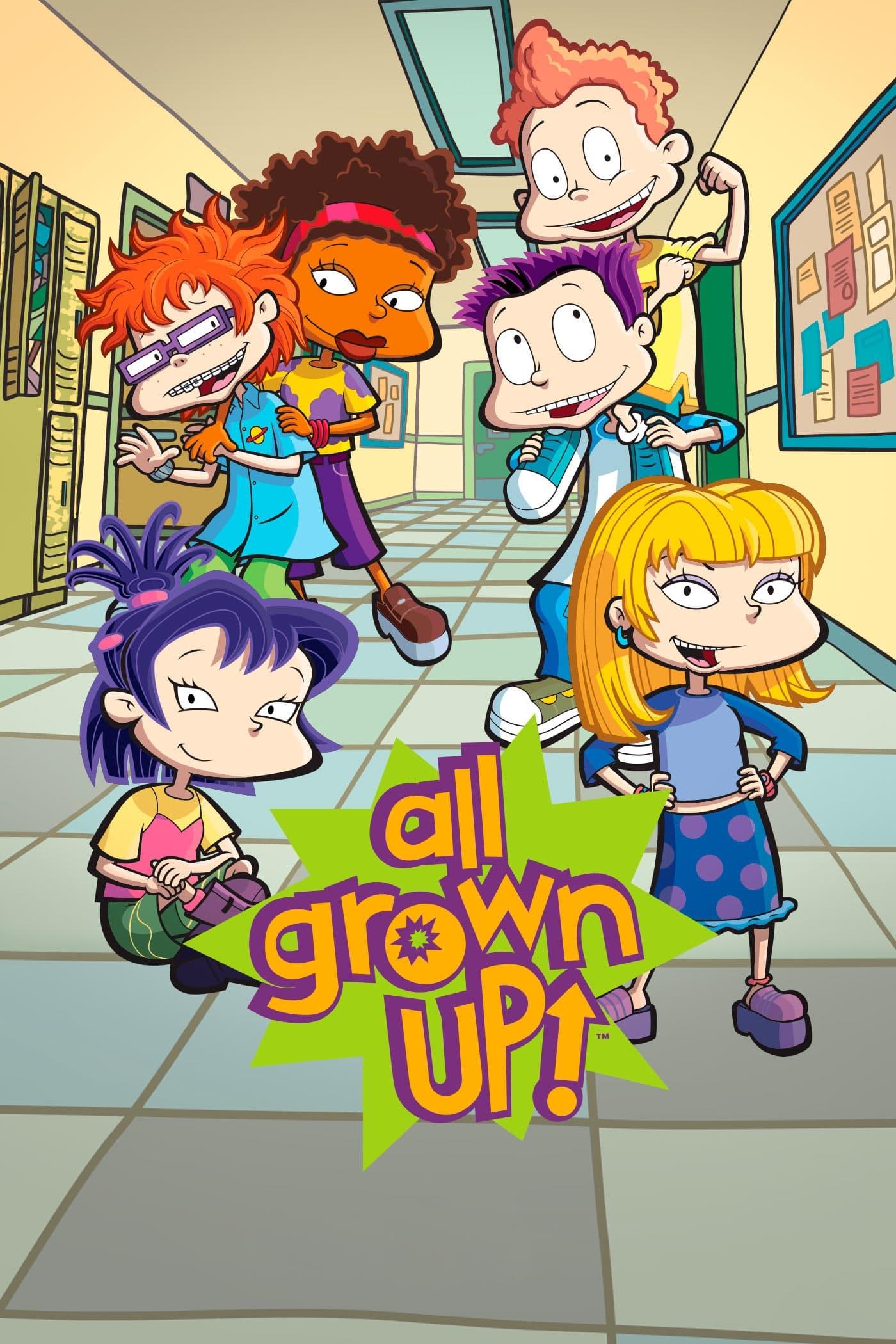 Rugrats crecidos