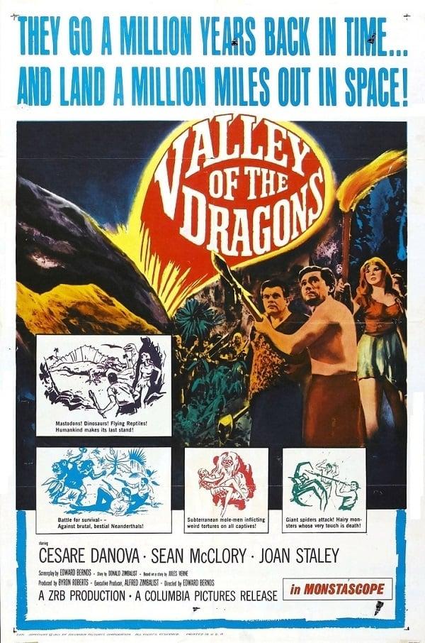 El valle de los dragones