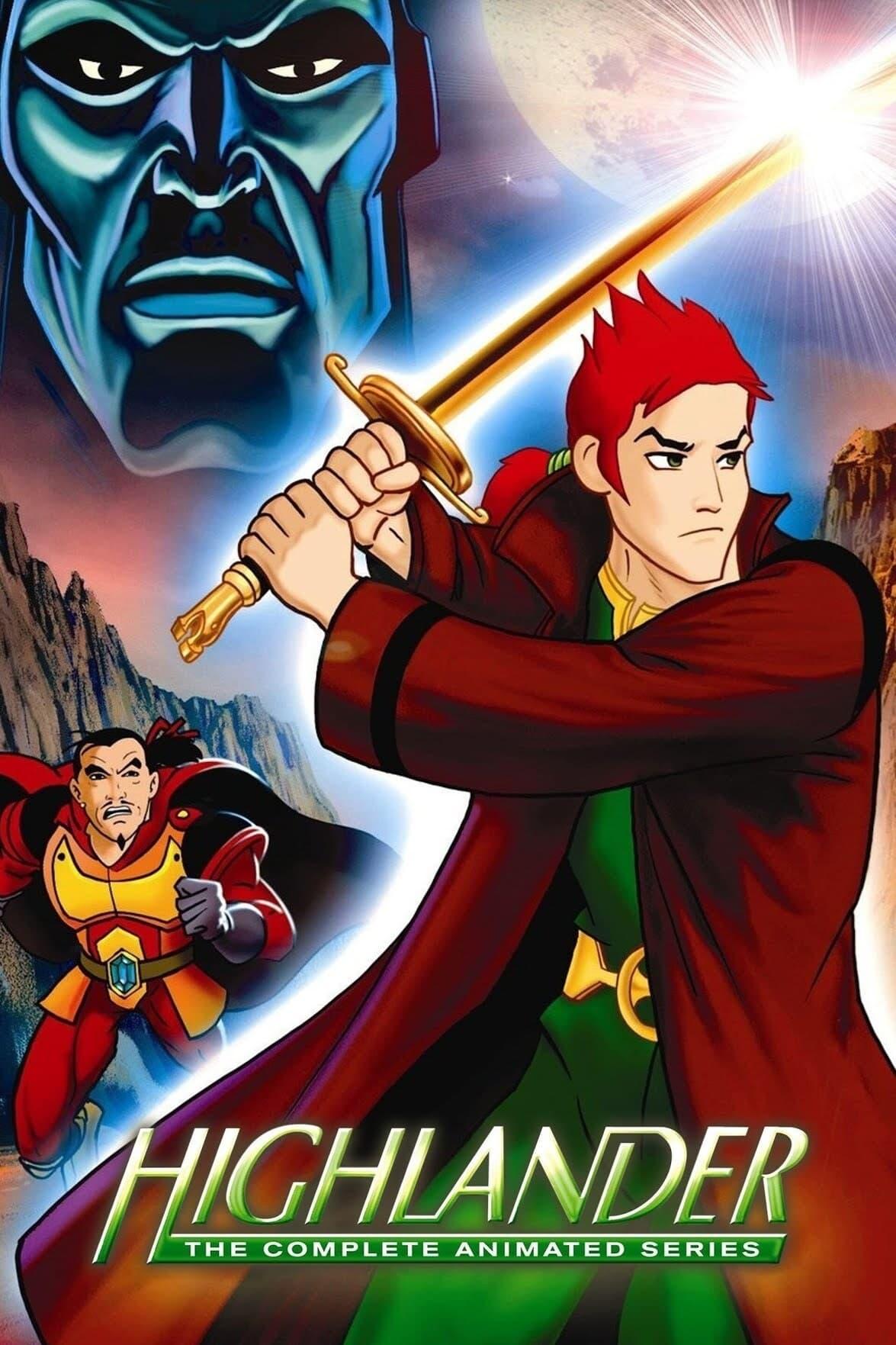 Highlander, le dessin animé