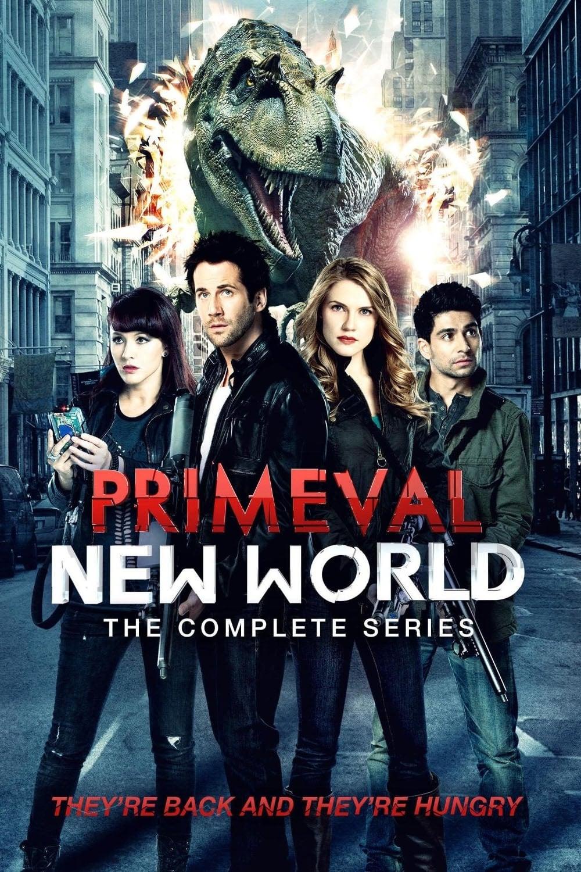 Primeval: El Nuevo Mundo