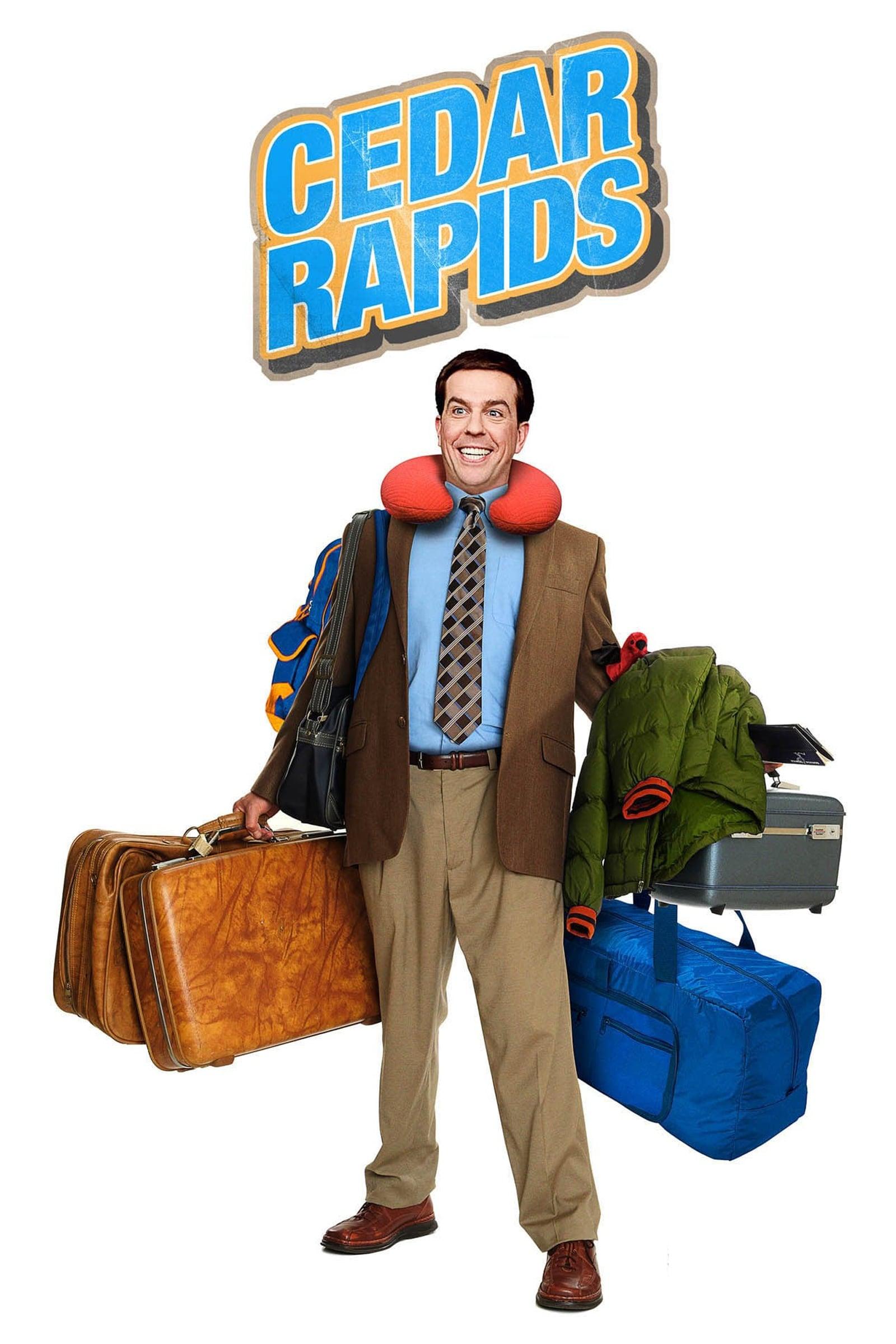 Bem-vindo a Cedar Rapids