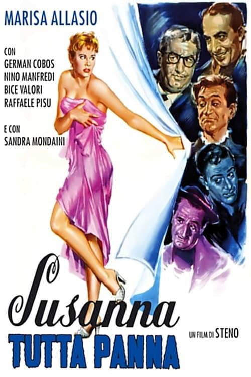 Susana, pura nata