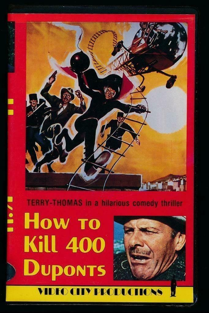 How to Kill 400 Duponts