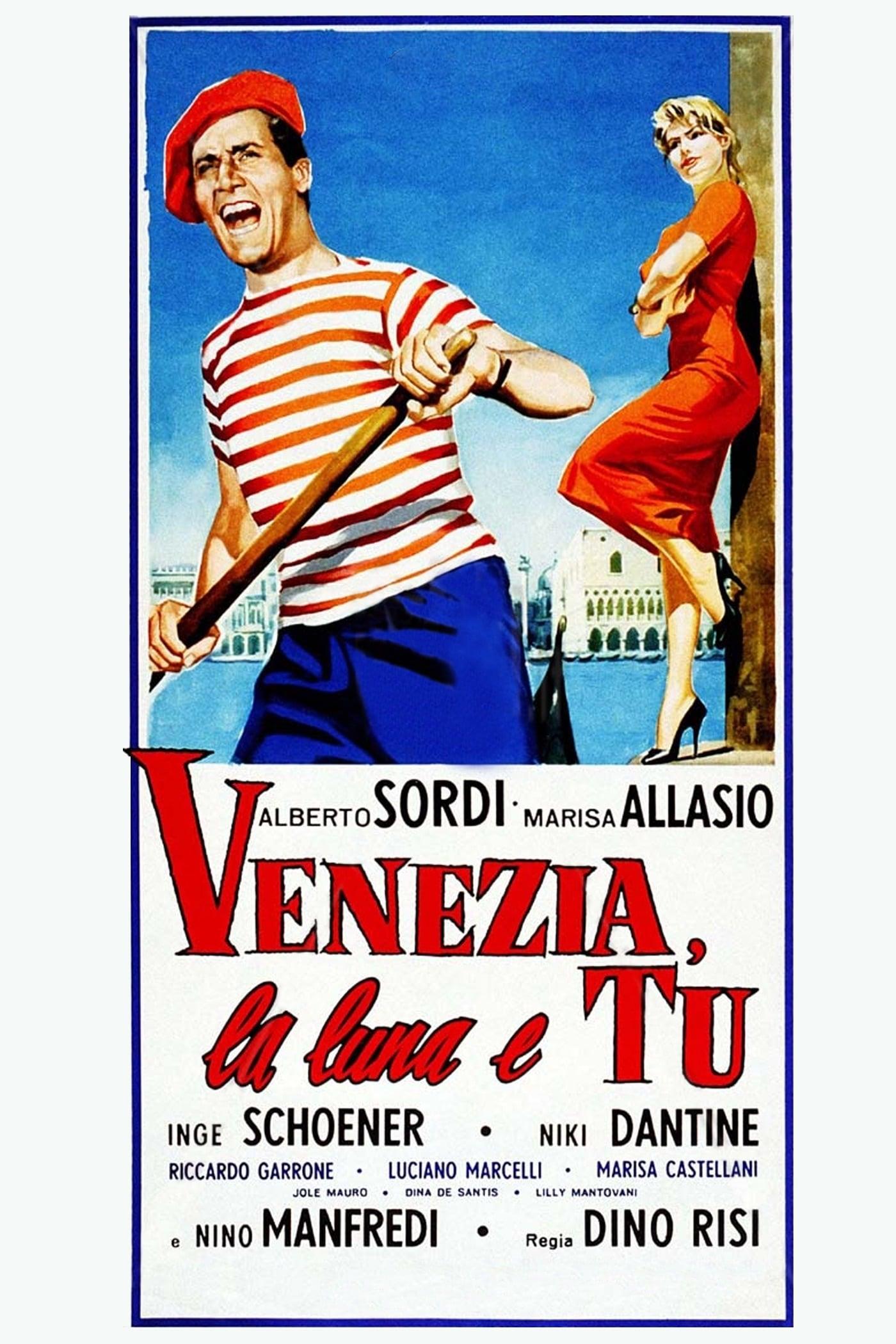 Der Windhund von Venedig