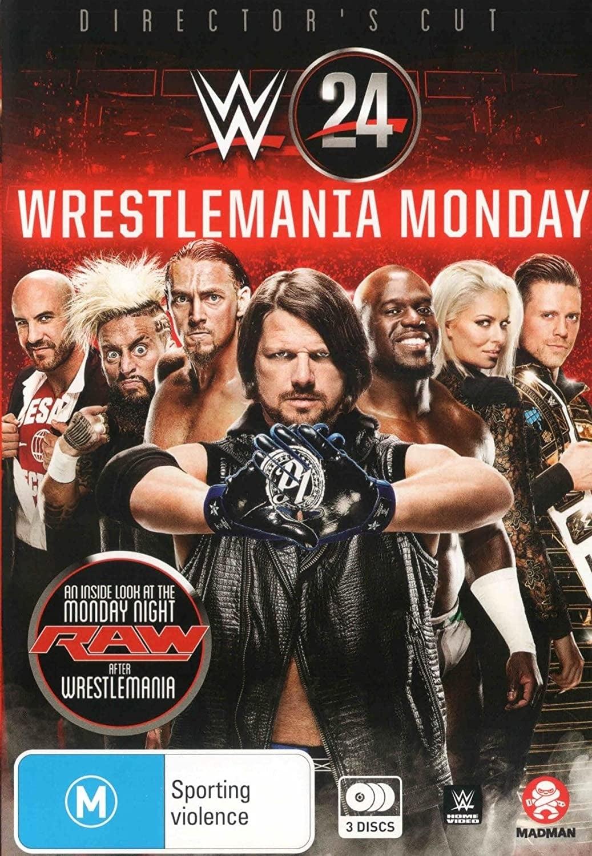 WWE 24: Wrestlemania Dallas