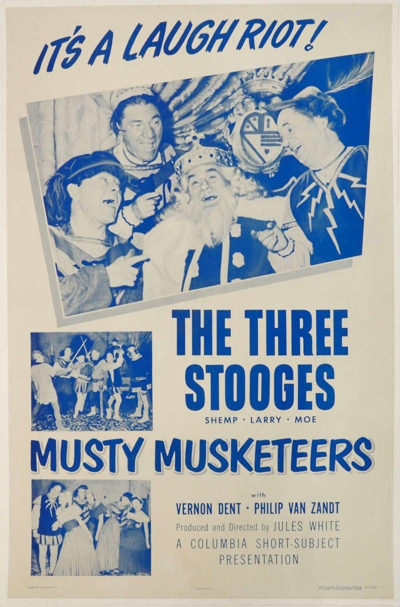 Musty Musketeers