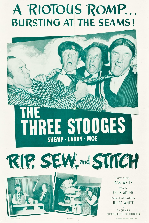 Rip, Sew and Stitch
