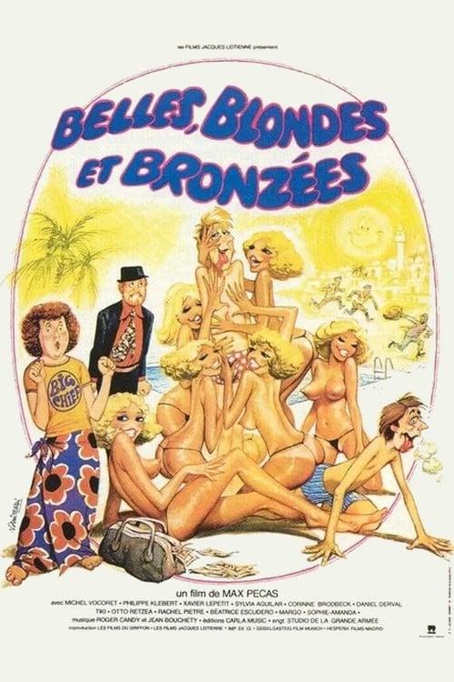 Belles, blondes et bronzées
