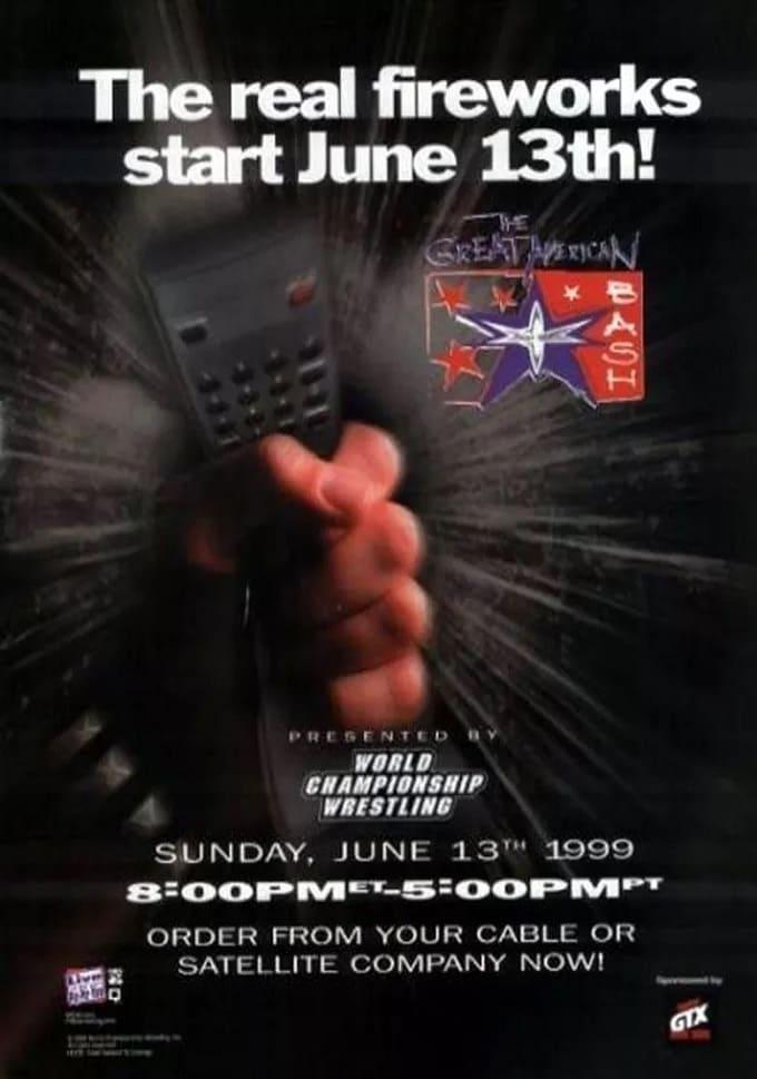 WCW The Great American Bash 1999